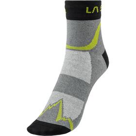 La Sportiva Fast Running Socks cloud/kiwi